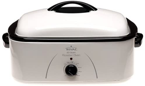Rival R220-W 20-Quart Roaster Oven